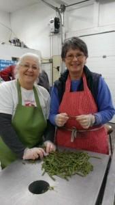 Okanagan Gleaners Volunteers