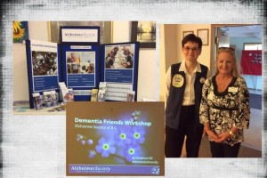WOW hosted Dementia Workshop held at Oliver Senior Centre